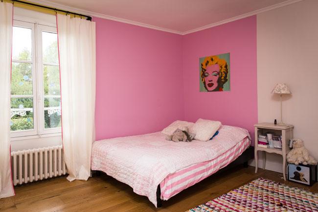 Celle Saint Cloud - Chambre2