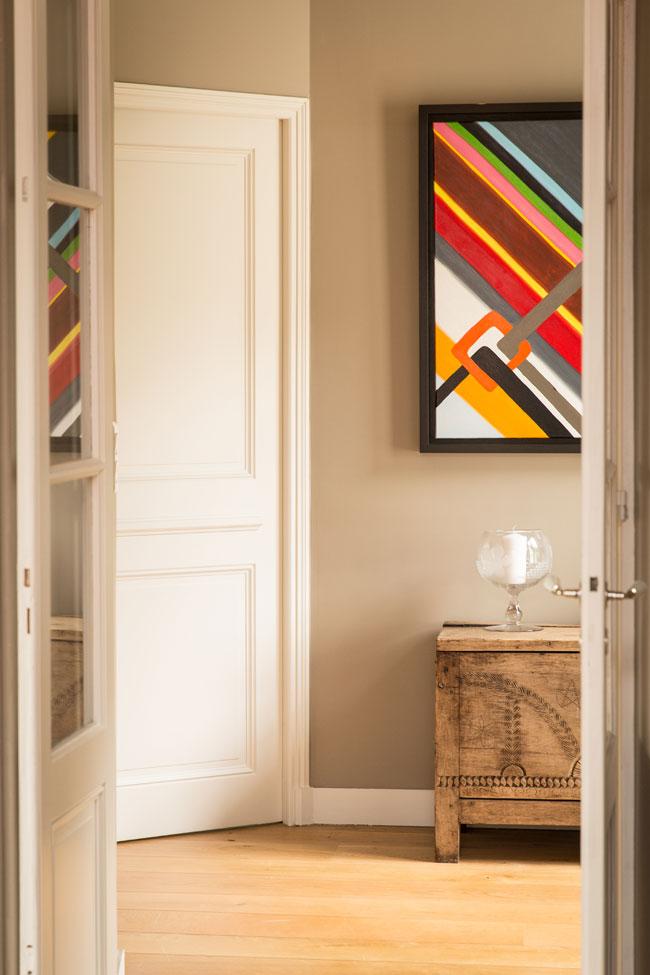 Celle Saint Cloud - Couloir